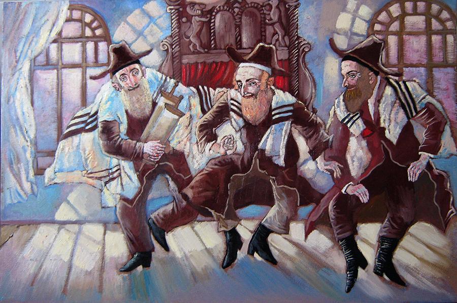 DJC - News portal of Dnepr Jewish Community
